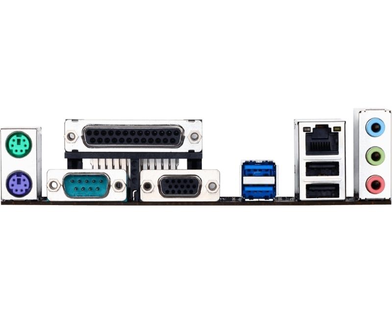 1151 GIGABYTE GA-H110M-DS2 DDR3