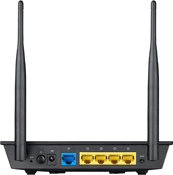 ASUS Router Wireless RT-N12 D1