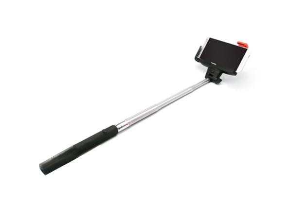 ( Xwave Selfie black ) Selfie stick, 235-1050mm sa torbicom