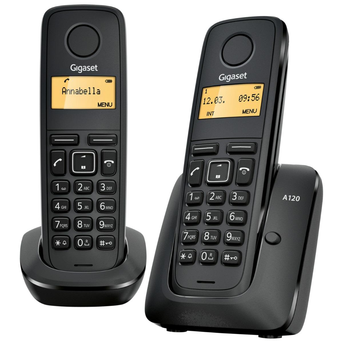 GIGASET telefon A120 DUO
