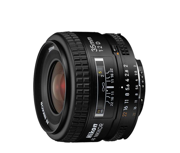 NIKON Obj 35mm f/2.0D AF