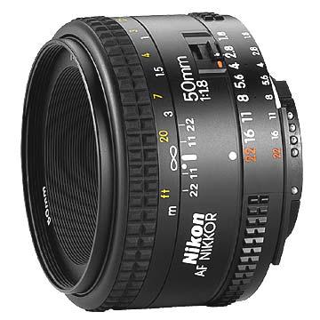 NIKON Obj 50mm f/1.8D AF