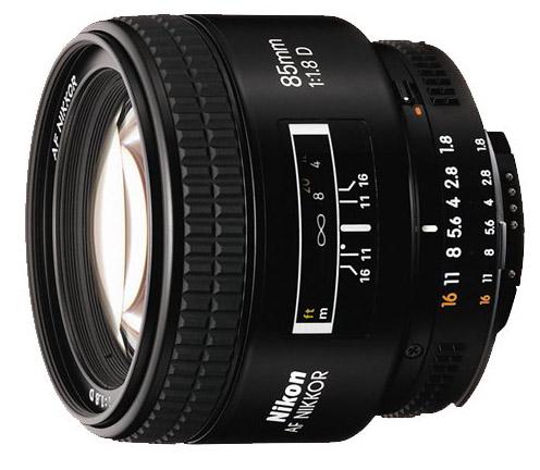 NIKON Obj 85mm f/1.8D AF
