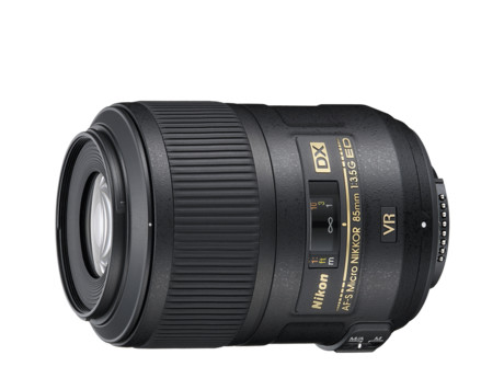 NIKON Obj 85mm f/3.5G ED VR Micro-Nikkor