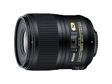NIKON Obj 60mm f/2.8G ED AF-S Micro