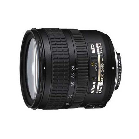 NIKON Obj 24-85mm f/3.5-4.5G AF-S