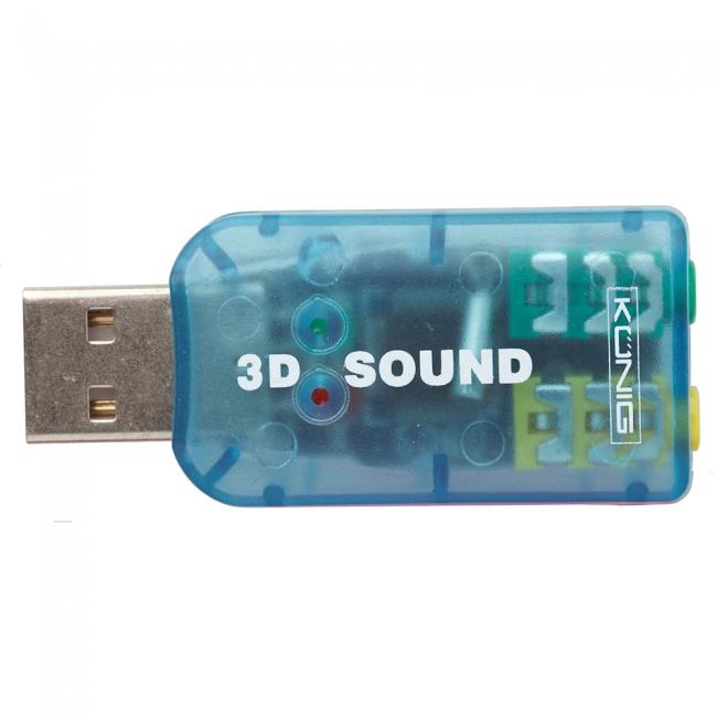 Gembird USB 5.1 3D CMP-SOUNDUSB13