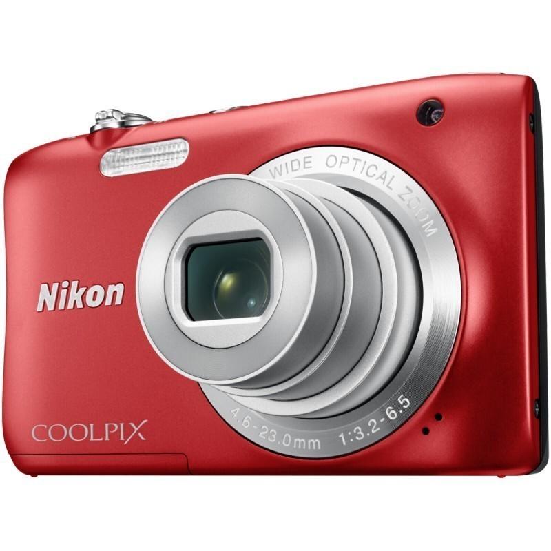 NIKON COOLPIX S2900 Crveni + 8GB kartica