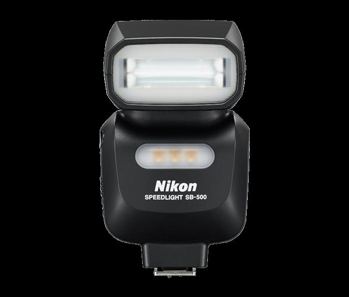 NIKON SB-500 AF TTL SPEEDLIGHT