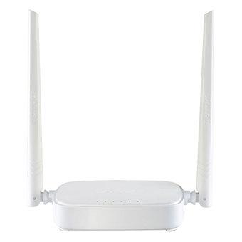 Tenda N301 New Design N300 router 2x5dBi fixed antenna universal repeater mode