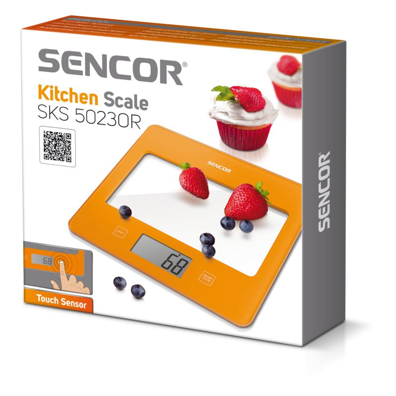Sencor SKS 5023OR Kuhinjska vaga