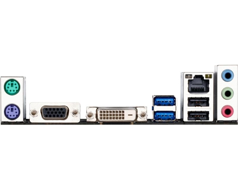 1151 GIGABYTE GA-H110M-S2V DDR3