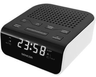 SENCOR SRC 136 WH radio sat
