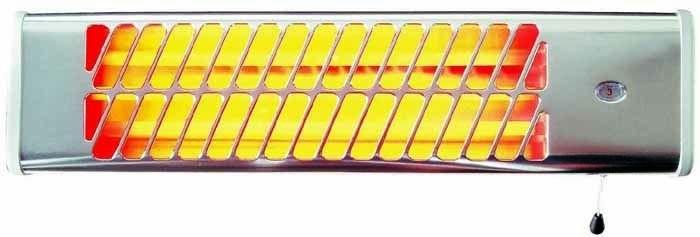 ARDES 437 kvarcna zidna grejalica