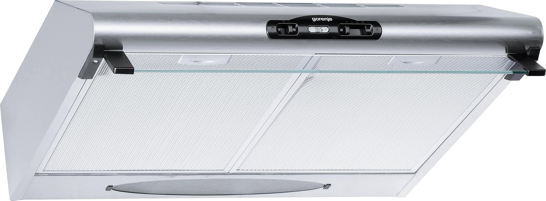 Gorenje DU6136X Podugradni kuhinjski aspirator 60 × 15 × 50,5 cm