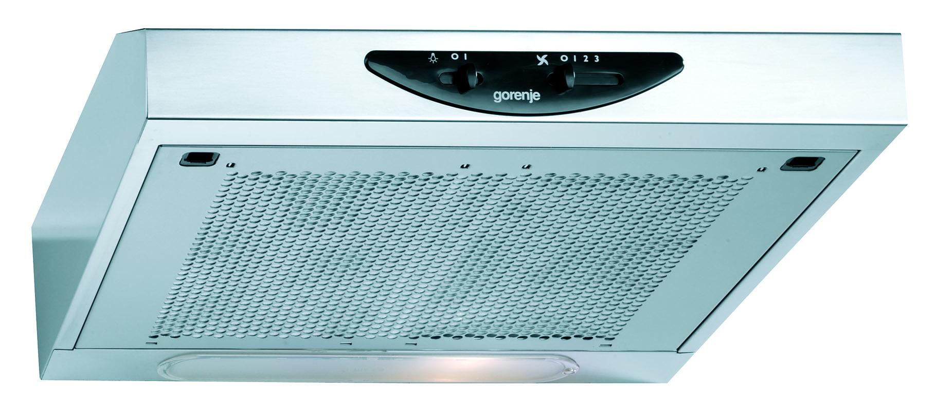 Gorenje DU511E Podugradni kuhinjski aspirator 49,9 × 13,2 × 51 cm