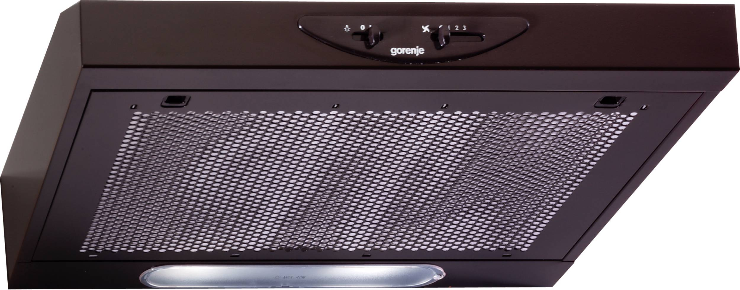 Gorenje DU611B Podugradni kuhinjski aspirator 59,9 × 13,2 × 51 cm