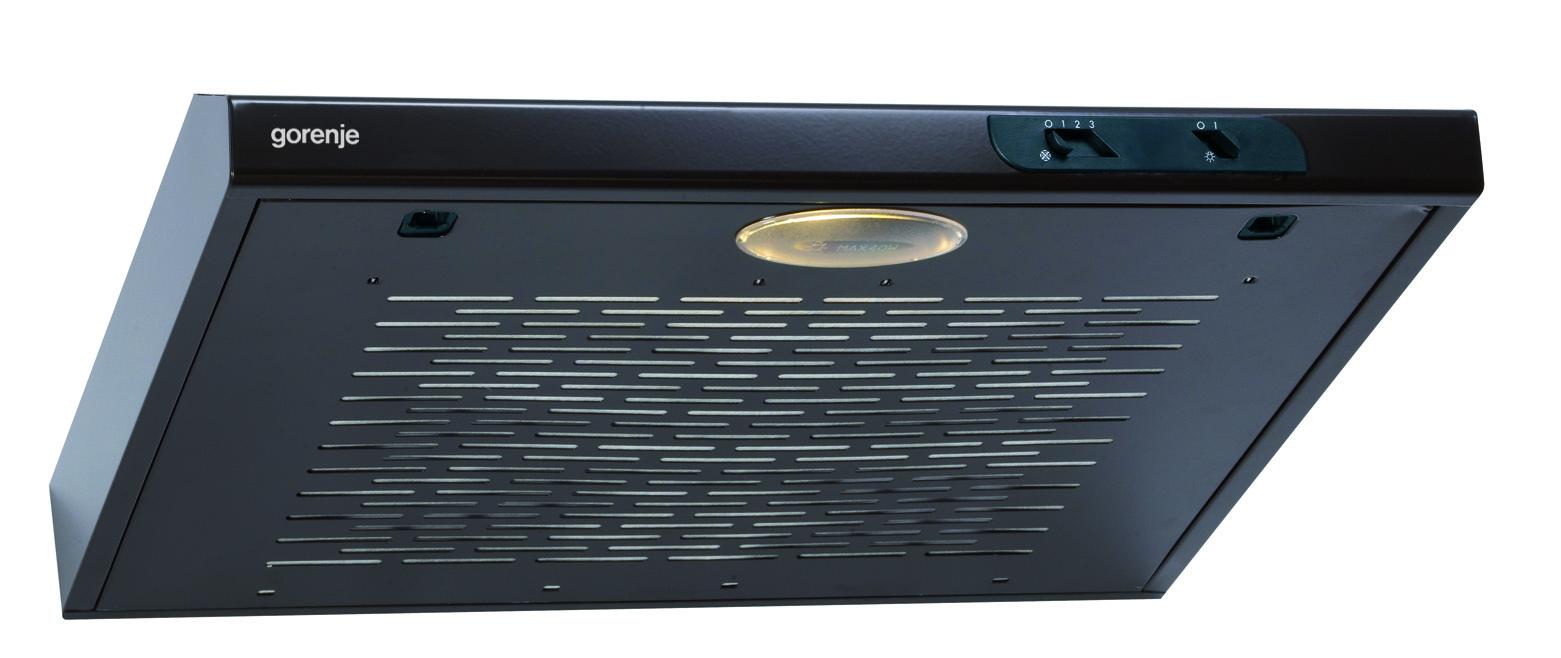 Gorenje DU6115B Podugradni kuhinjski aspirator 59,8 × 7,7 × 47 cm