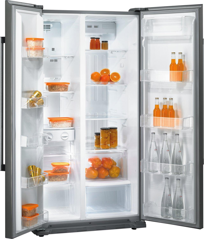 Gorenje NRS85728X 345l 89x175x73cm Samostalni kombinovani frižider