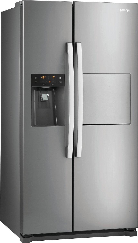 Gorenje NRS9181CXB 608l 90×177×76cm Samostalni kombinovani frižider
