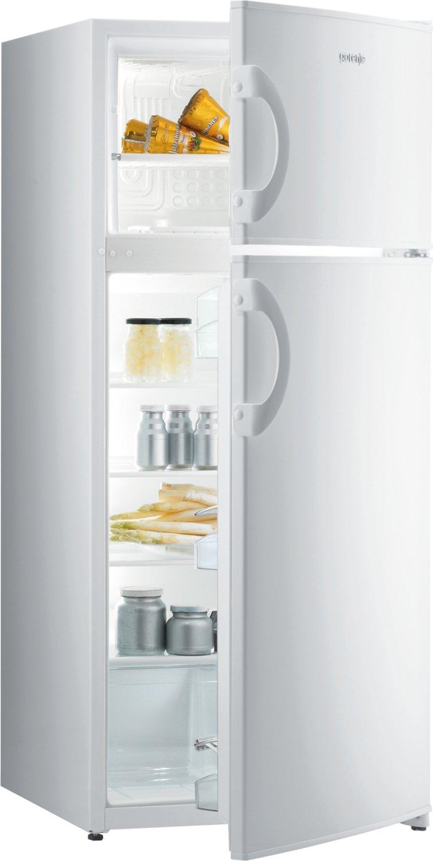 Gorenje RF4120AW 193l 54x123x58cm Samostalni frižider sa zamrzivačem gore
