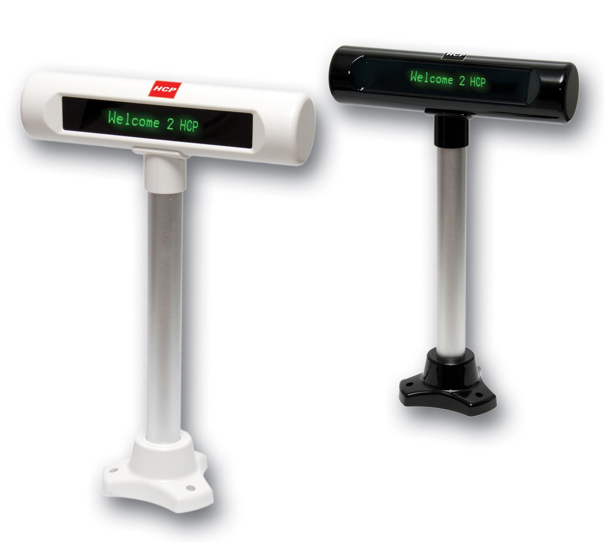 HCP Hammer LCD displej