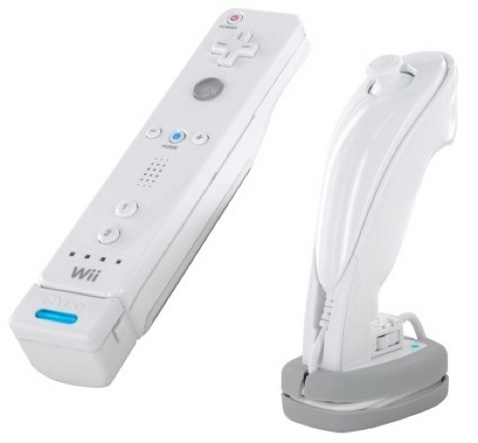 Nyko Wii Cord Free (Wireless Adaptor for Nunchuck controller)*