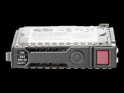 HPE 1TB 6G SATA 7.2K rpm LFF (3.5in) Non-hot Plug Entry 512e Hard Drive 1Y