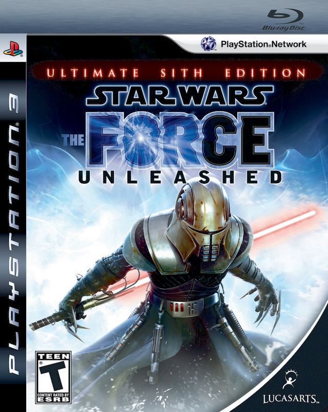 PS3 Force Unleashed - The Ultimate Sith