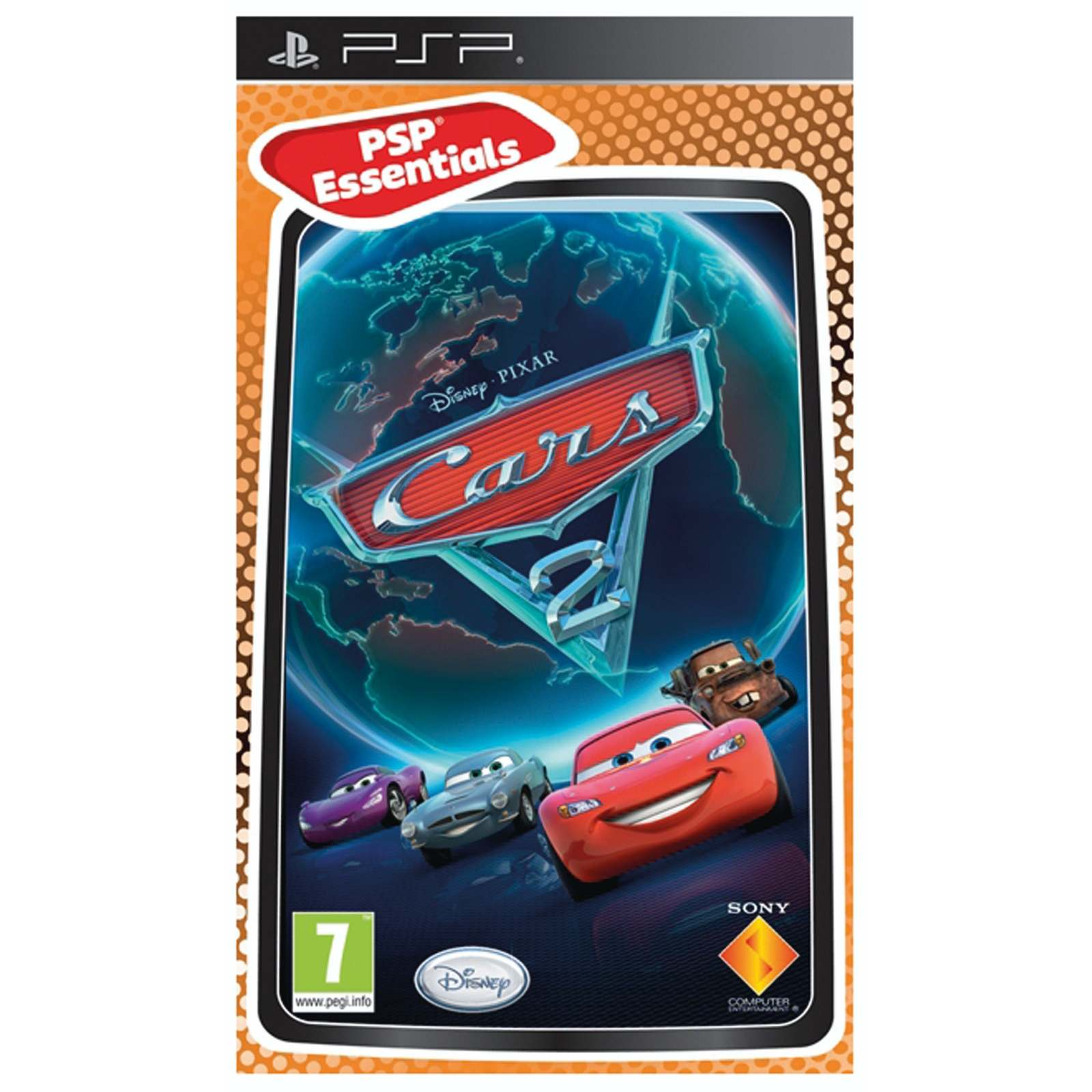 PSP Cars Essentials