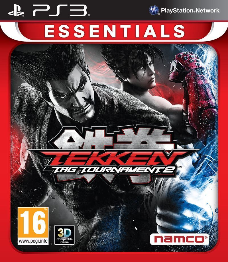 PS3 Tekken Tag Tournament 2 Essentials