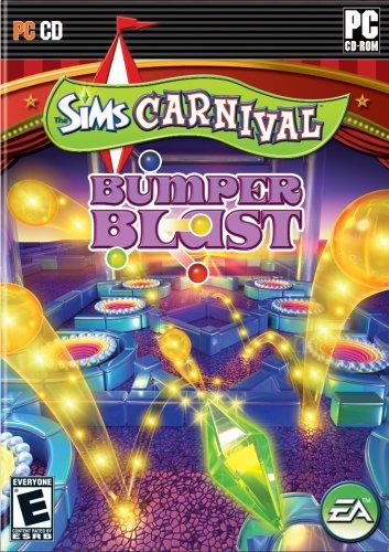 PC The Sims Carnival: Bumper Blast