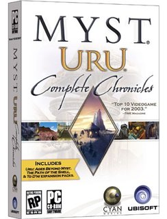 PC Uru: The Complete Chronicles