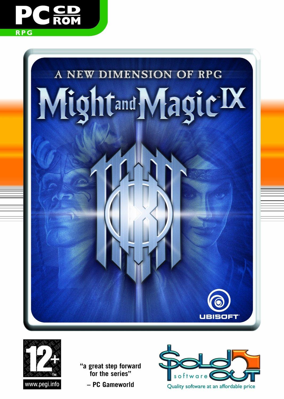 PC Might & Magic 9