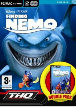 PC Disney Finding Nemo Double Pack