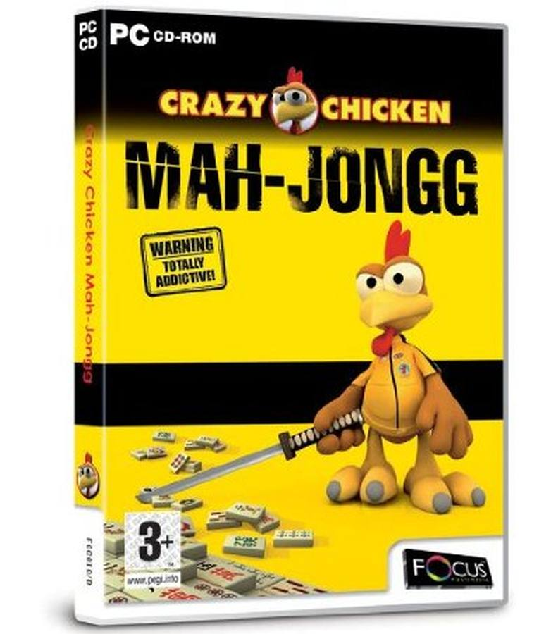 PC Crazy Chicken Mah-Jongg