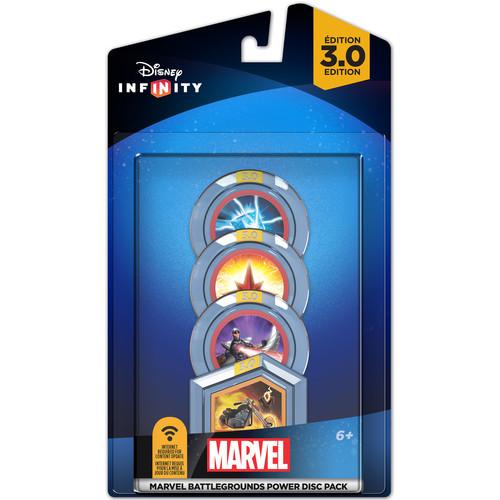 Infinity 3.0 Power Discs Battlegrounds (Marvel)