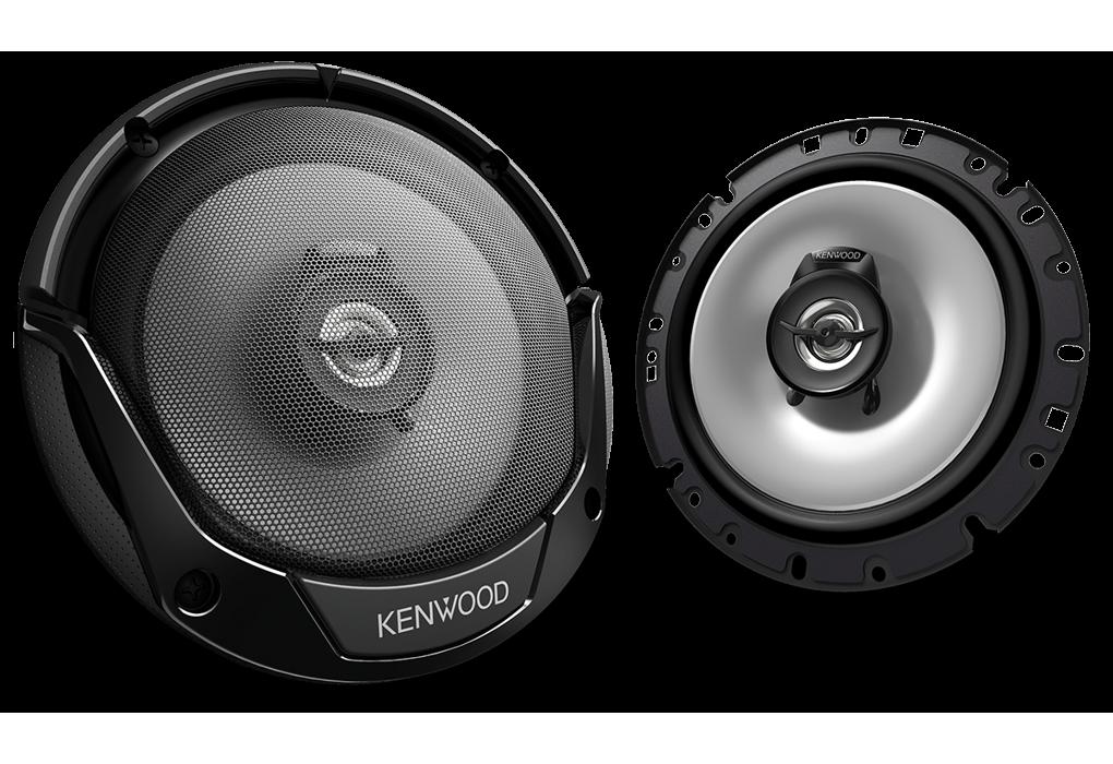 Kenwood KFC-E1765 - 17cm,2-sistemski