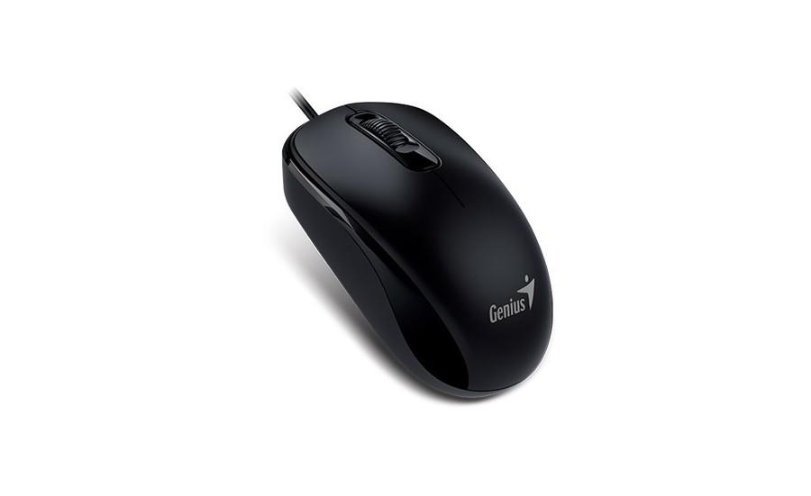 GENIUS DX-110 PS2 Optical crni miš