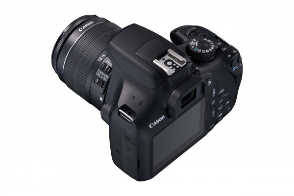 Canon EOS-1300D + EFS 18-55