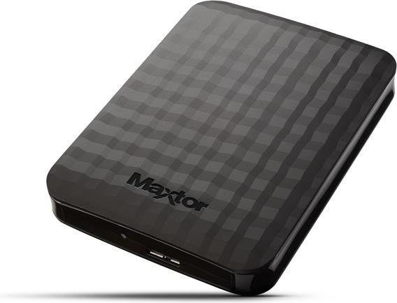 MAXTOR M3 Portable 500GB 2.5 crni eksterni hard disk HX-M500TCBGM