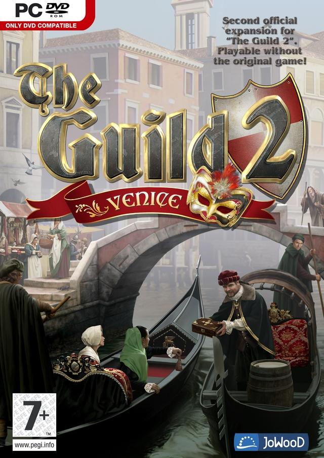 PC The Guild 2 Venice