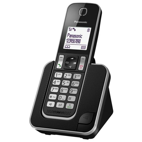 Panasonic KX-TGD310FXB Fiksni telefon