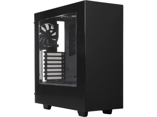 NZXT S340 Mid Tower Case Black