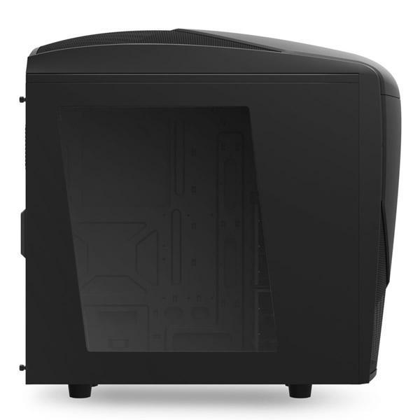 NZXT Phantom 240 Mid Tower Case Black