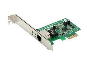 TP Link Gigabit Ethernet PCIe Adapter, 10/100/1000 Mbps - TG-3468