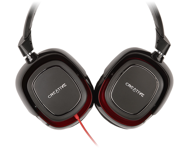 Creative Labs HS-880 Gaming Headset Draco