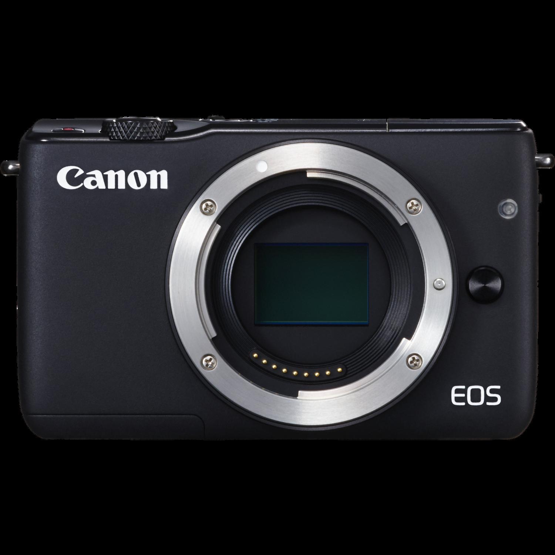 Canon  EOS M10 Black Body