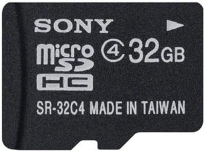 Sony SR32A4 microSD