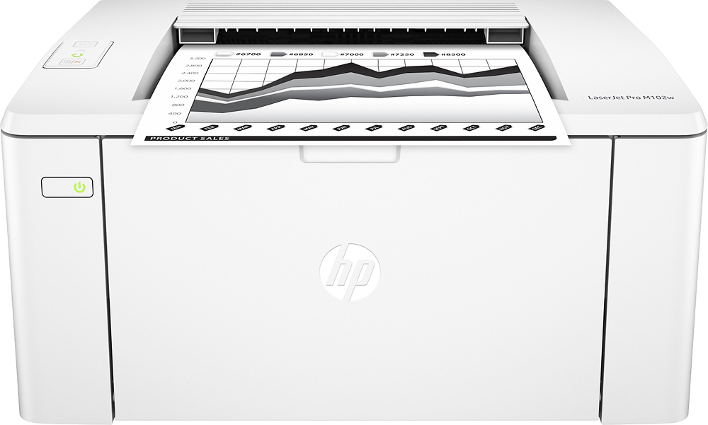 HP LaserJet Pro M102w, G3Q35A